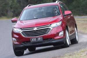 Task ahead for SUVs like Equinox is to ramp up to one-third of Holden sales.