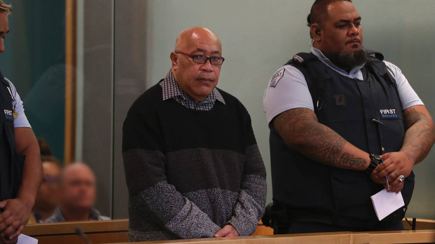 Auckland rugby coach Alosio Taimo imprisoned for 'unprecedented' sex crimes