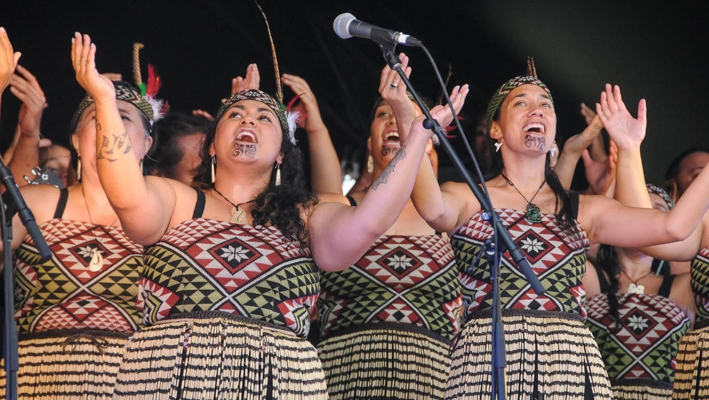Māori version of Queen's Bohemian Rhapsody wows crowd at Te Matatini