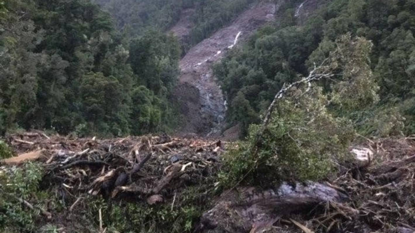 West Coast highway to reopen after slip