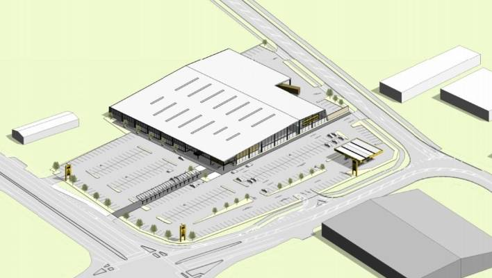 Pak'nSave pushes for new spot on Te Rapa Rd opposite