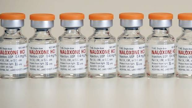 Naloxone can save people who overdose on opioids, but it's