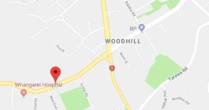 Police have arrested a man who allegedly fled on foot after a fire broke out in Woodhill, Whangarei.