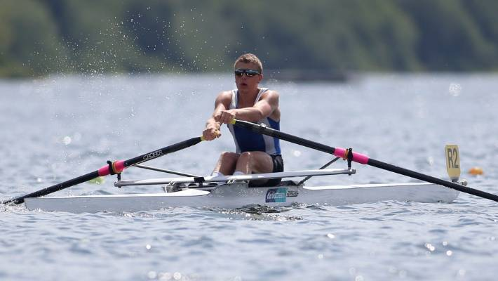 Strong day for Waikato rowers at New Zealand rowing
