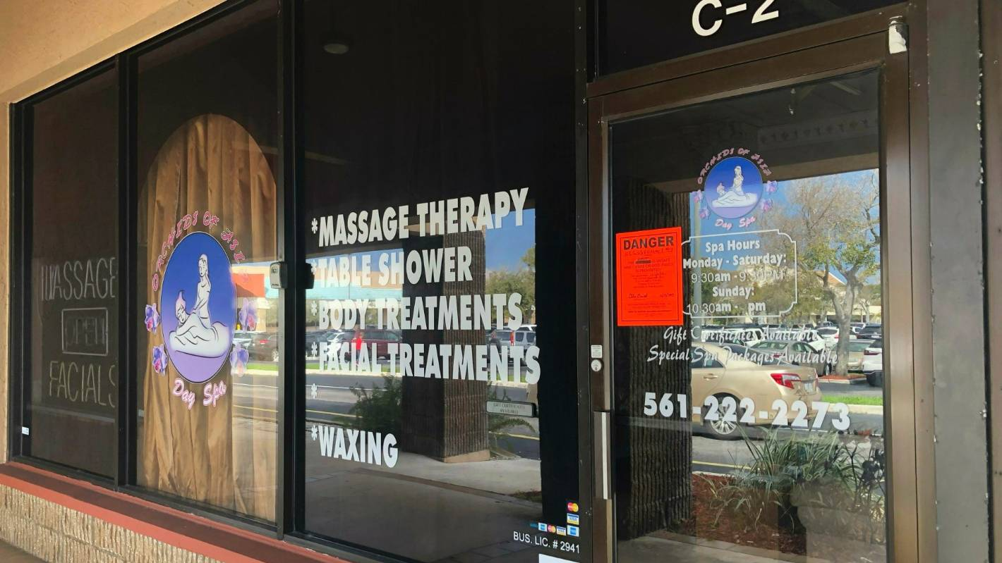 Women kept as modern-day slaves in illegal US massage parlours | Stuff.co.nz