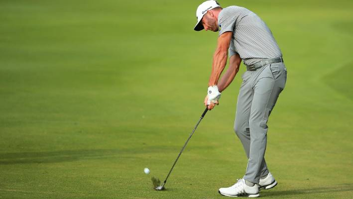 Dustin Johnson cruises to 20th PGA career title in Mexico Championship