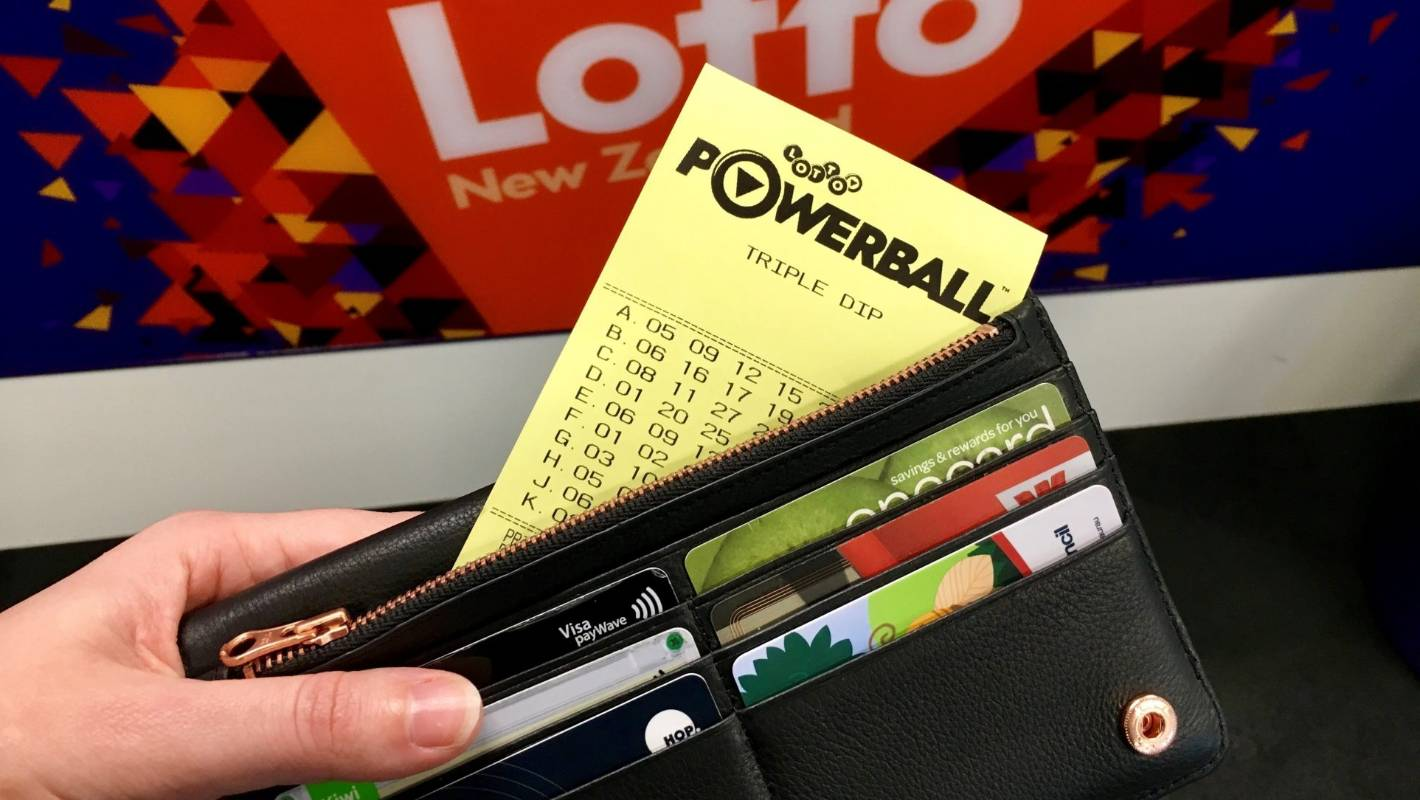 Good luck comes in threes for Lotto winners