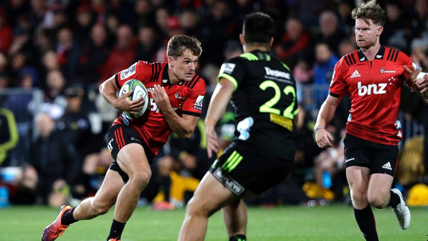 Crusaders v Hurricanes recap - Super Rugby week two