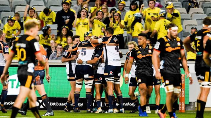 After conceding eight tries against the Brumbies the Chiefs had some obvious work-ons this week