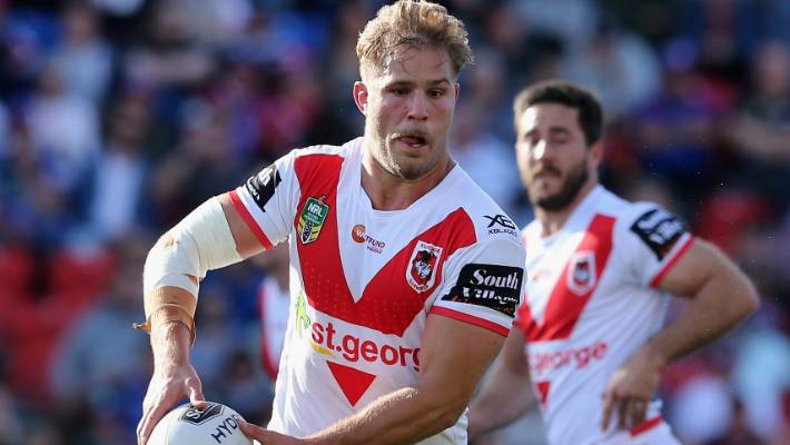 Jack de Belin rejects NRL's offer to stand down