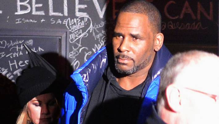 R. Kelly Released From Jail After Posting $100K Bond