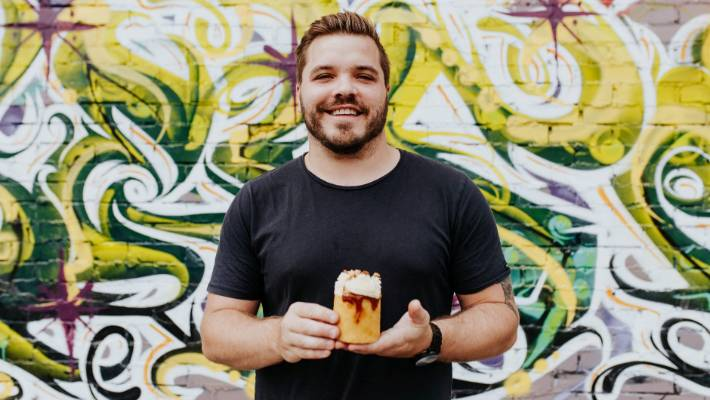 Jared Porters Burly Cakes Are Big On Flavour No Frills