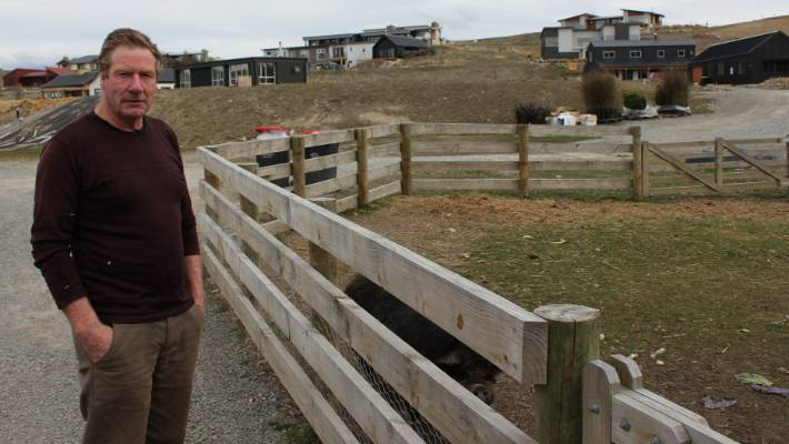 "Federated Farmers High Country chairman Andrew Simpson, owner of Balmoral Station at Tekapo, says the Mackenzie District Council's Plan Change 13 will likely place an ""impediment"" on farming in the Mackenzie Basin. (File)"