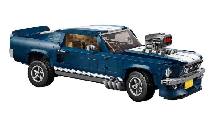 New Lego Creator Expert set - 1967 Ford Mustang