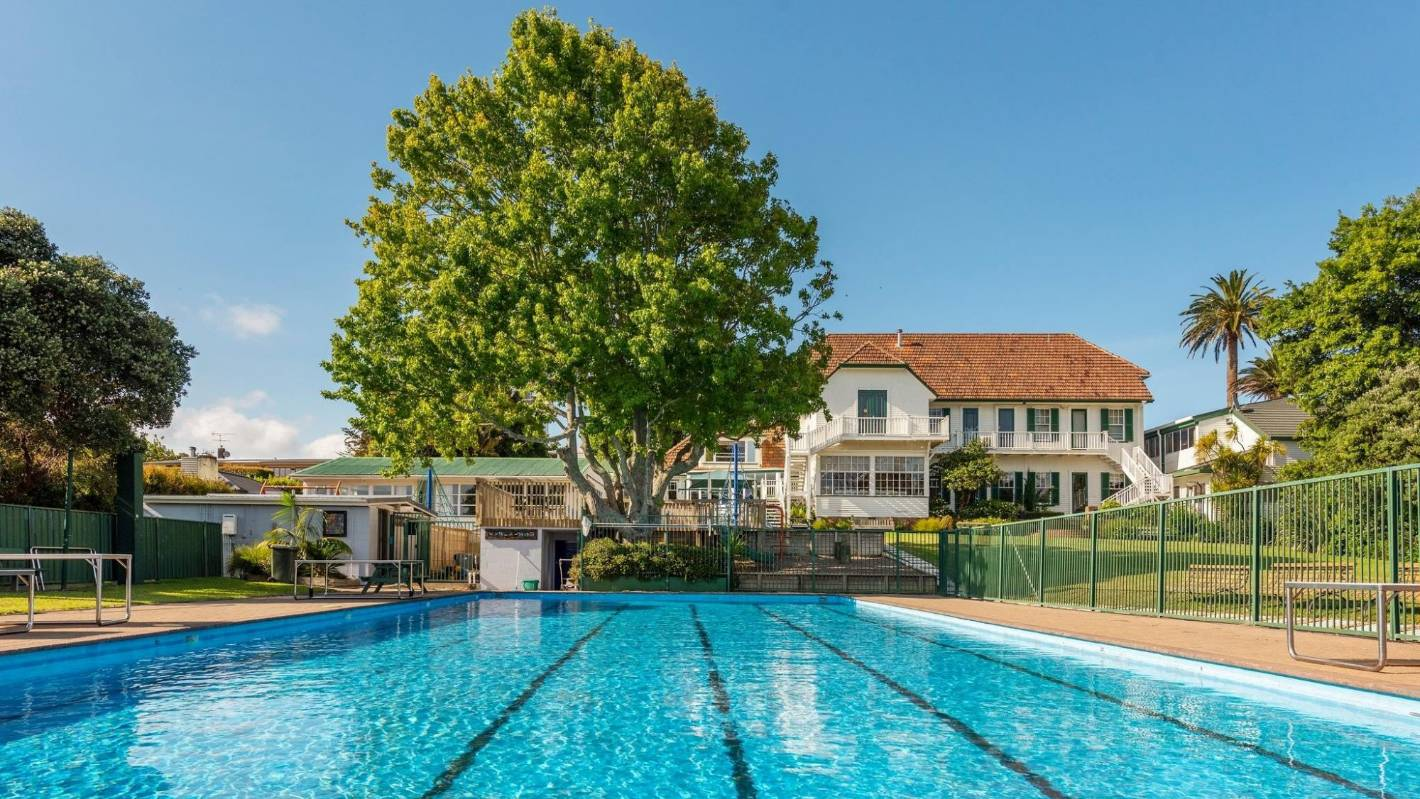 Auckland private school saint kentigern sells 23m campus - University of auckland swimming pool ...