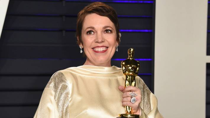 Oscars 2019: How Olivia Colman won an Oscar and charmed the