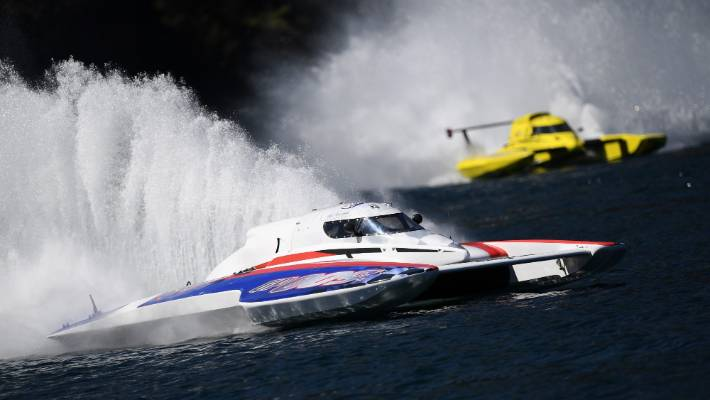 Thrills No Spills And Heart Stopping Racing At National Power Boat