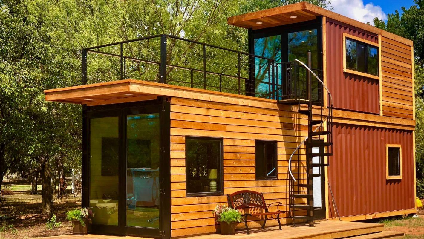 Character Packed Tiny House Packs A Punch Stuff Co Nz
