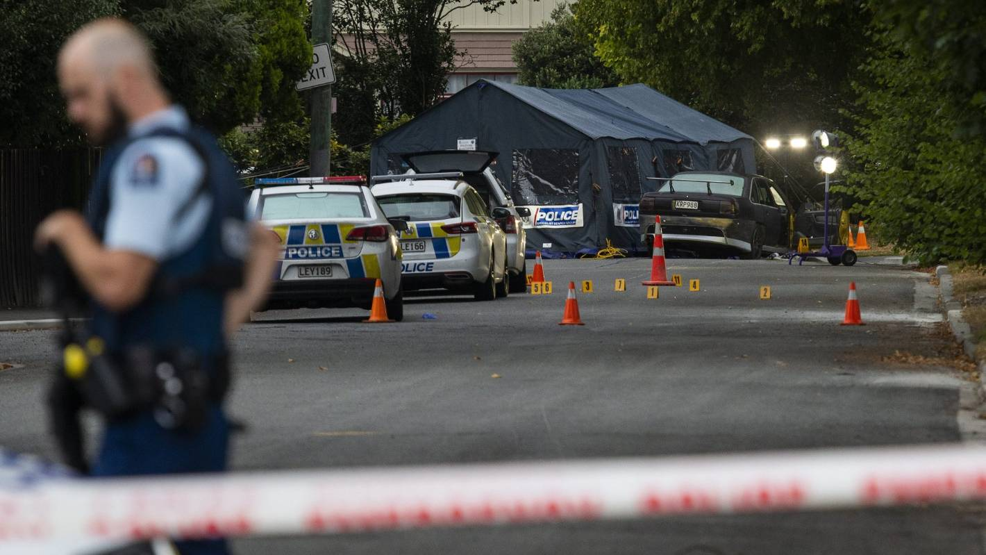 Christ Church Shooting Photo: Christchurch Shooting: Tolu Ma'anaiama Remanded In