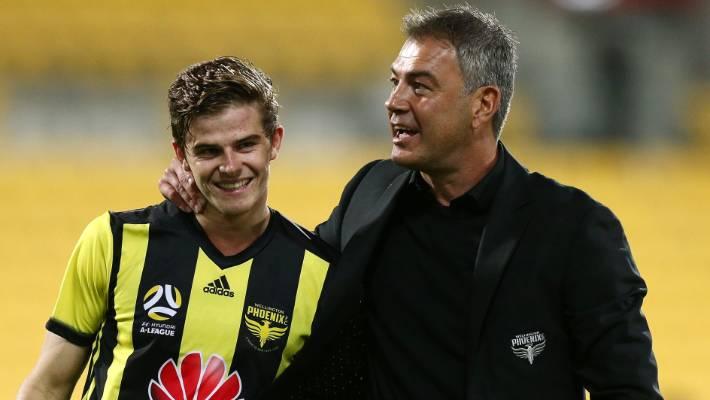 Wellington Phoenix coach Mark Rudan brings out best in midfielder ... 302fac753