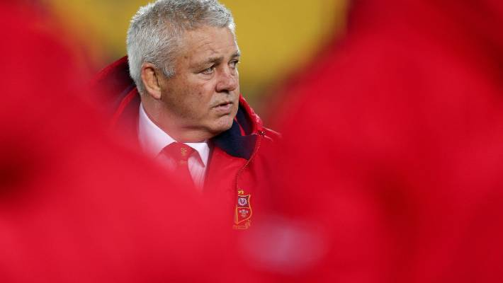 Warren Gatland Set To Coach Lions For Third Time