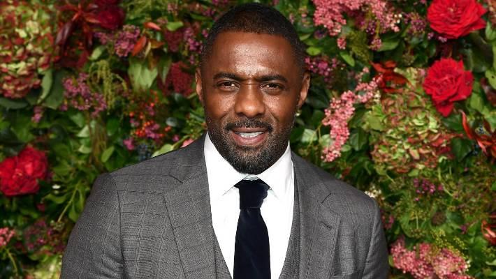 Harry's bids for Idris Elba surprised him a bit.