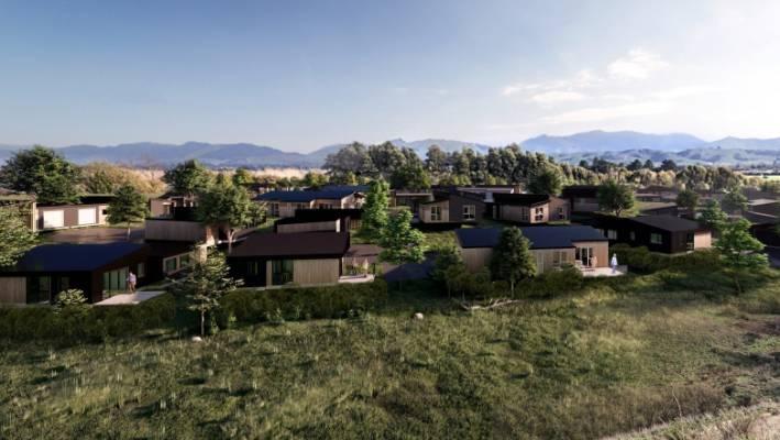 $25 million housing development near retirement village in Masterton