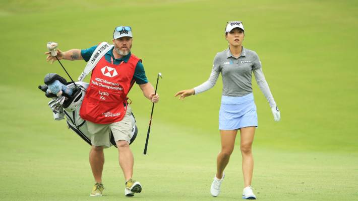 Ariya among Singapore leaders as Wie out with hand injury
