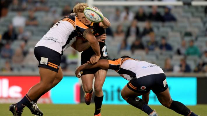 Ex-Bull and Stormers wing seals historic Sunwolves victory