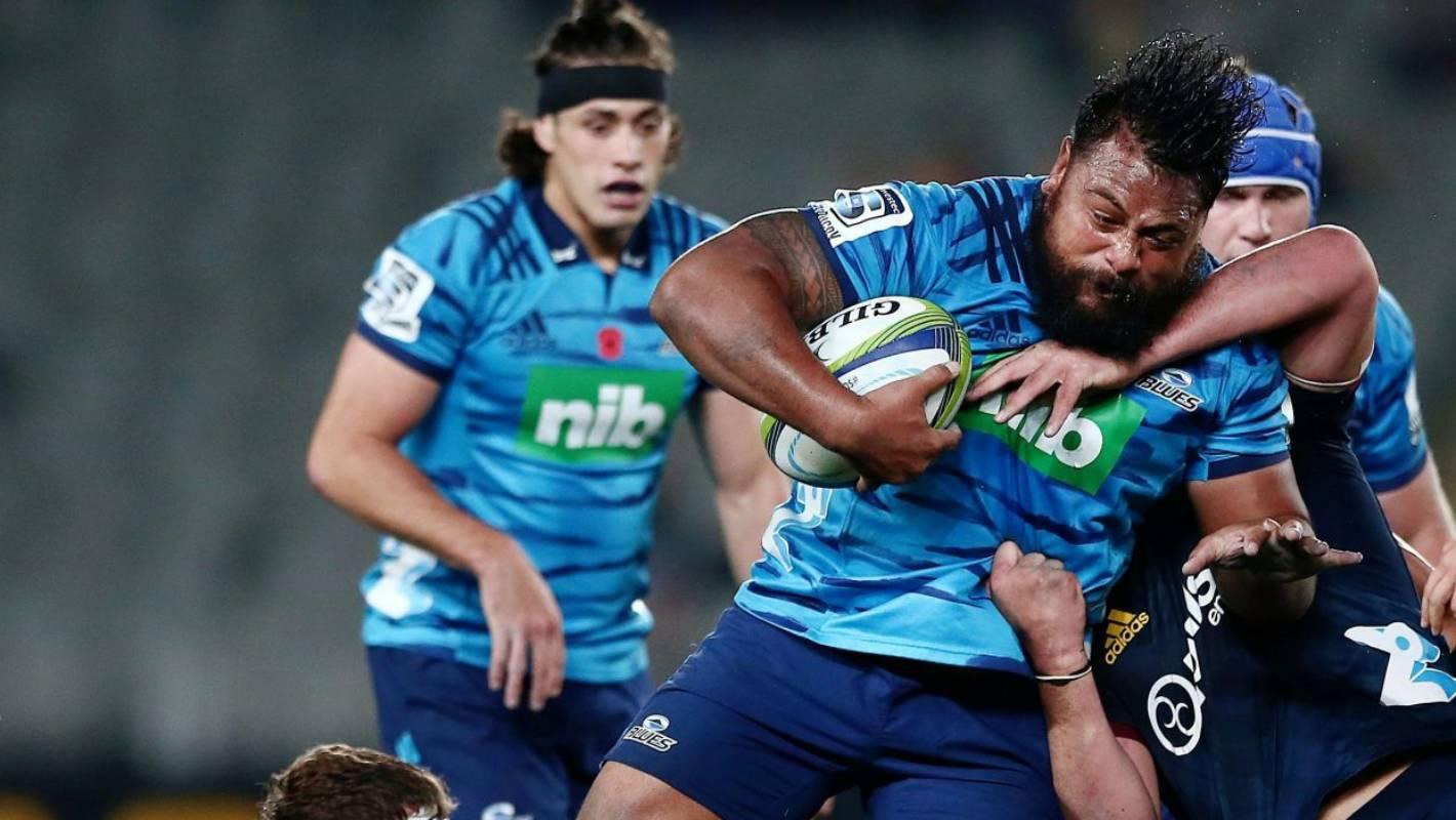 Unexpected Loss Of A Friend Www Liveluvecreate Com 0 John: Super Rugby: Blues Prop Mike Tamoaieta Bid A Tearful