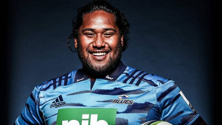 Blues prop Michael Tamoaieta dies