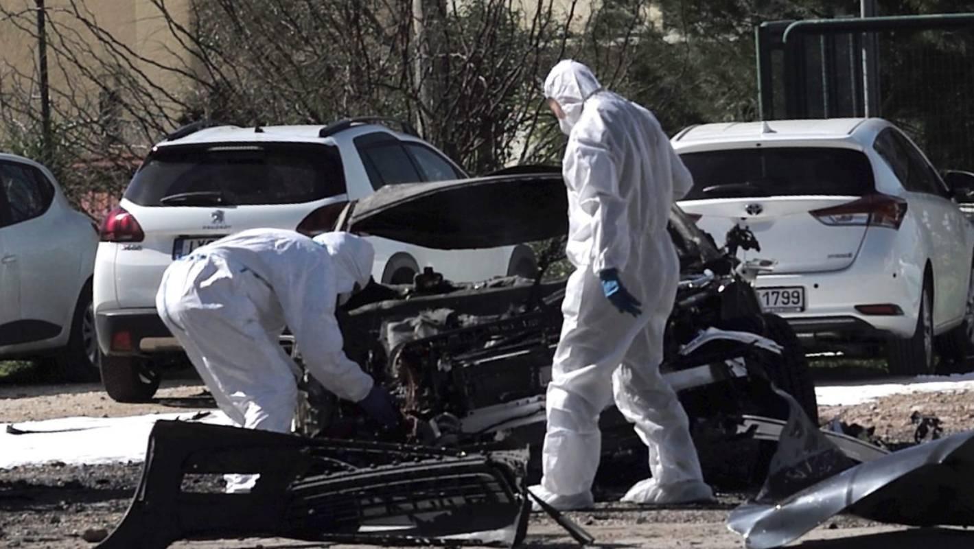 Former Australian Bikie Boss Seriously Injured In Greek Car Blast