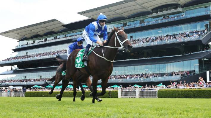 Winx breaks World Record
