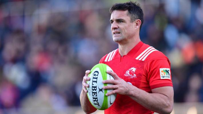 Dan Carter return to Racing 92 off due to medical reasons