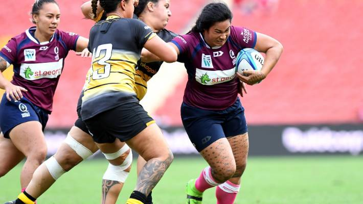 Australia women's rugby captain banned for biting | Columbus Ledger-Enquirer