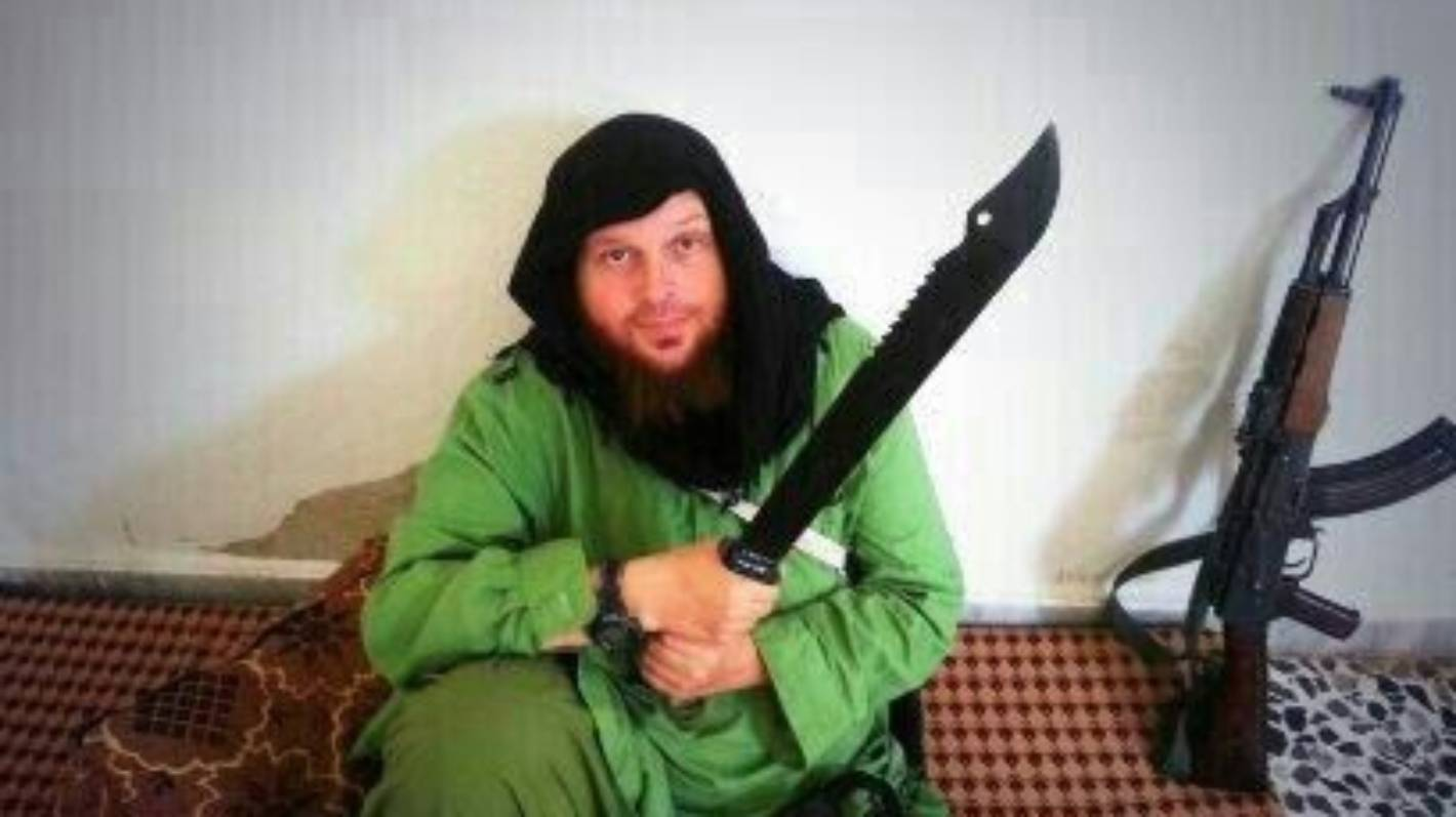 "New terror law to tackle ""Kiwi jihadi"" Mark Taylor if he returns to NZ"