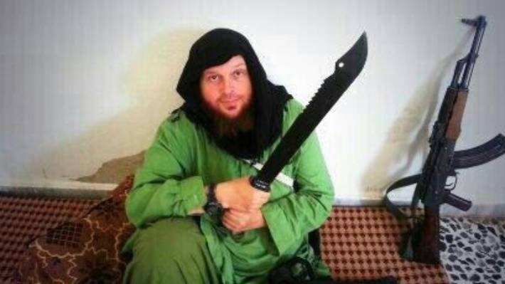 """""""Kiwi Jihadi"""" Mark Taylor was happy to pose with a saw """"suitable for beheadings"""", Rosemary McLeod writes."""