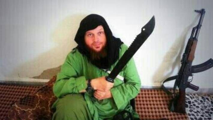 A new terror law will allow police to lock up people like 'bumbling jihadi' Mark Taylor on his return to New Zealand.