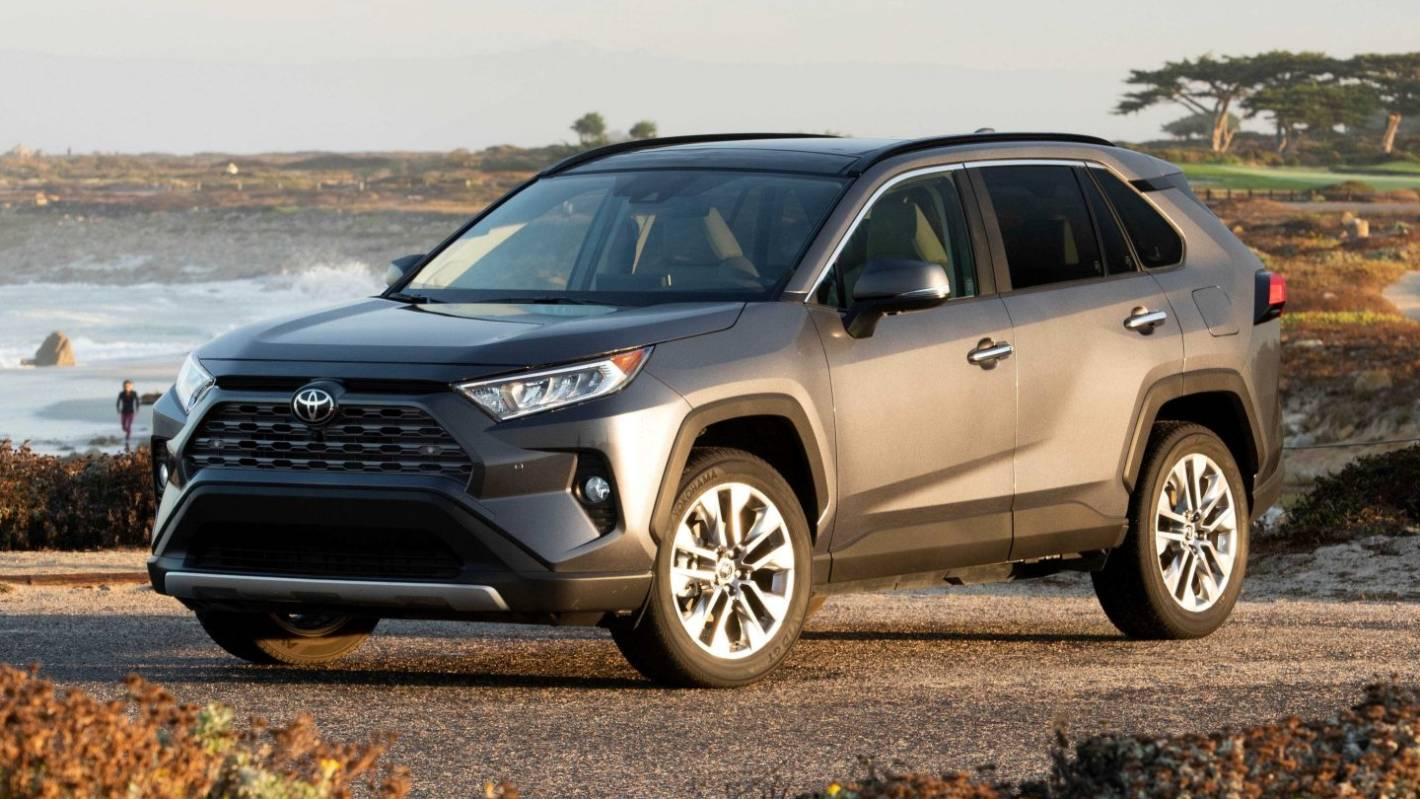 New RAV4 not just a rental car: Toyota NZ | Stuff.co.nz