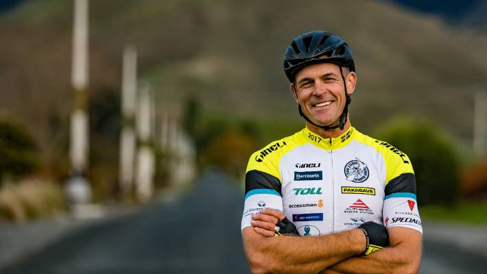 Blenheim rider prepares for 'world's toughest bike race