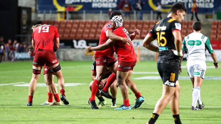 Sunwolves down Chiefs in historic victory