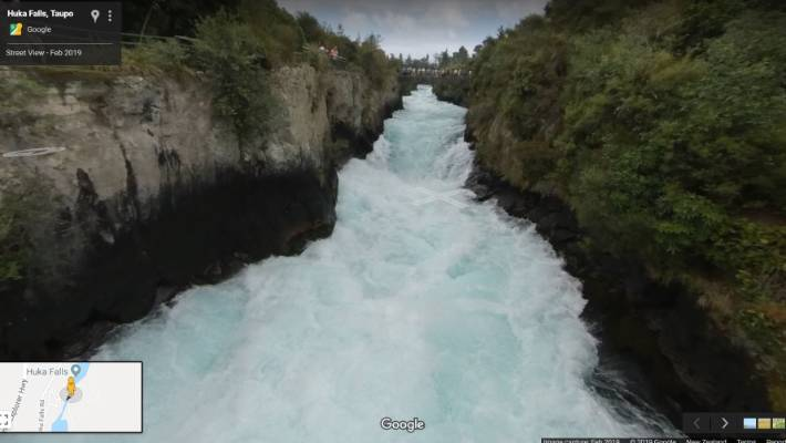 Google's virtual tour of Waikato River opens door for