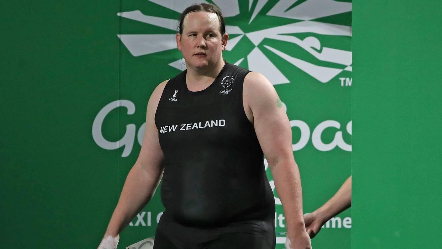 Transgender weightlifter Laurel Hubbard back for New Zealand - Stuff.co.nz