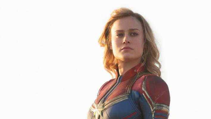 Captain Marvel: why female superheroes are not just for International Women's Day