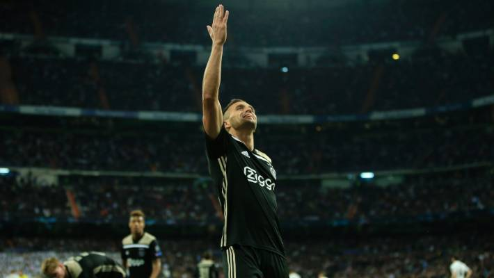 Real Madrid's Champions League reign ends with stunning loss to Ajax
