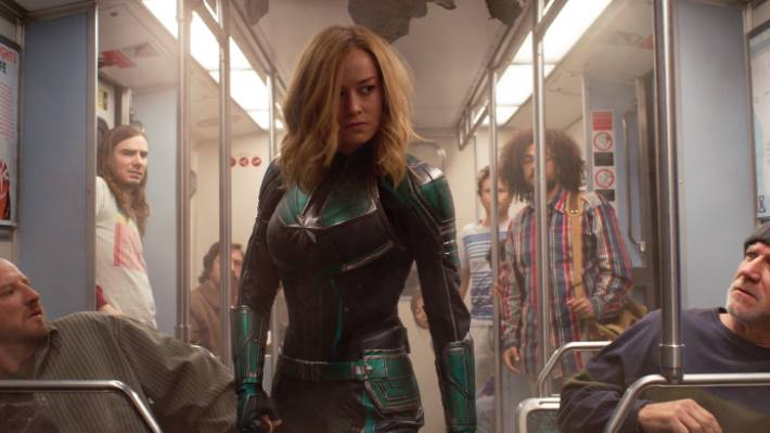 Captain Marvel Reviews: What CinemaBlend Thought Of The Newest Marvel Movie