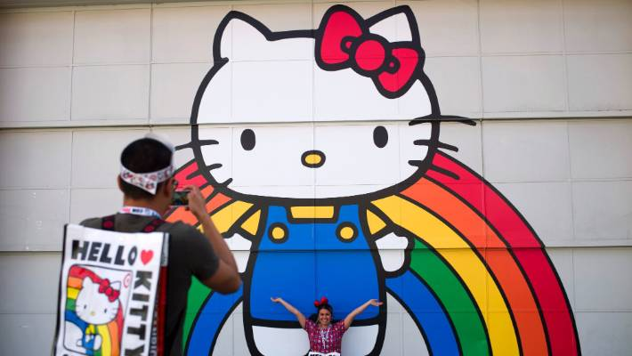 New Line To Make 'Hello Kitty' Film