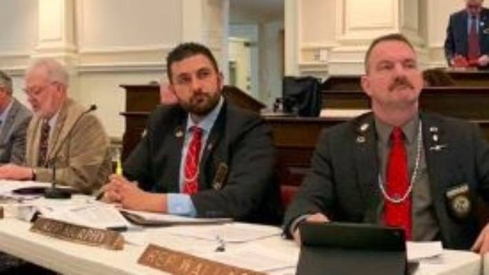 Gun Control Advocate Criticizes NH Republicans Who Wore Pearls During Hearing