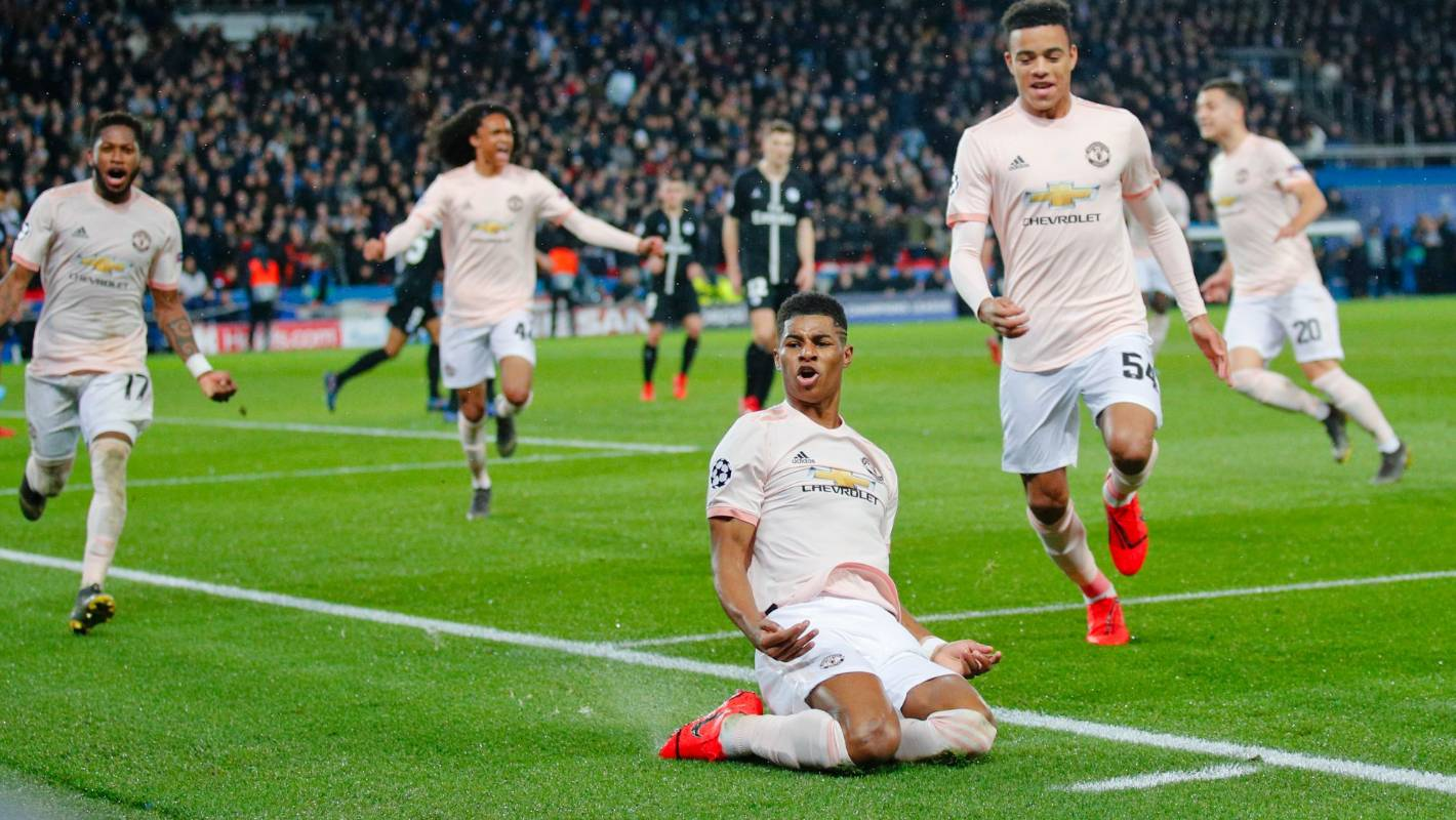 Pin by J vdm on manchester united news (With images) | Champions league, Comebacks, League