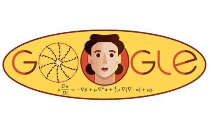 Olga Ladyzhenskaya: Google honours Russian mathematician on 97th birth anniversary with doodle